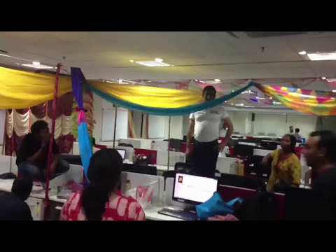 Bay decoration casino theme part 2 mov doovi for Bay decoration in office