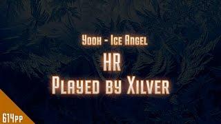 Osu! Xilver | Yooh - Ice Angel [Saint] | HR | 614pp