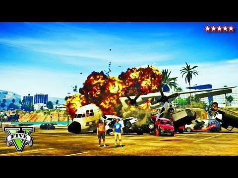 GTA 5 The BEST Stuntman EVER - GTA Stunt Challenges w/ The Stream Team - (GTA 5 Funny Moments)