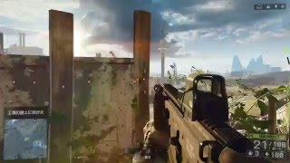 Battlefield 4 campaign on Intel HD Graphics 520(Mobile)