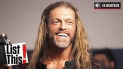 26 interessante Fakten über Edge: WWE List This! (DEUTSCH)