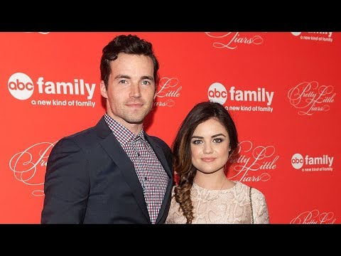 Lucy Hale Confesses Crush On Ian Harding When PLL Cast Plays Never Have I Ever