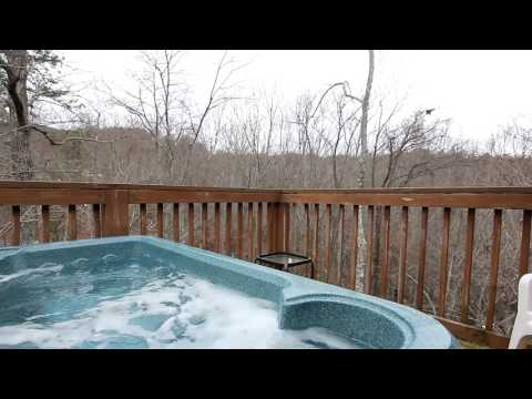 """Wild Kingdom"" Romantic 1-Bedroom Cabin For Couples - Cabins USA 2016"