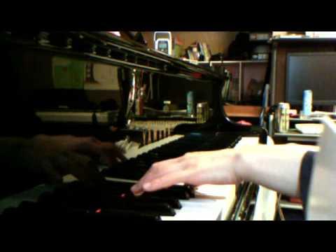 嵐の女神 ピアノ