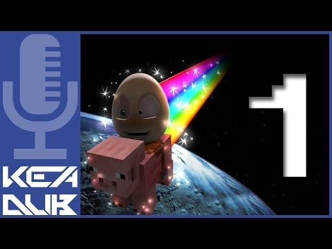 An Egg's Guide to Minecraft #1 [German FanDub]