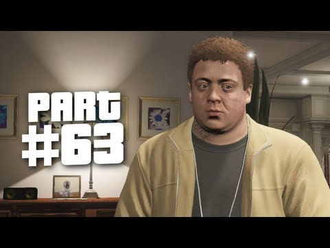 Grand Theft Auto 5 Gameplay Walkthrough Part 63 - Reuniting the Family (GTA 5)