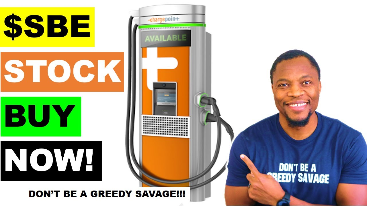 Download SHOULD YOU BUY CHARGEPOINT STOCK? 🔥🔥🔥 WHY NOW MIGHT BE THE BEST TIME TO BUY $SBE(SWITCHBACK) CHEAP