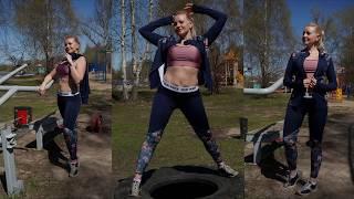 Обзор спортивной одежды Фаберлик