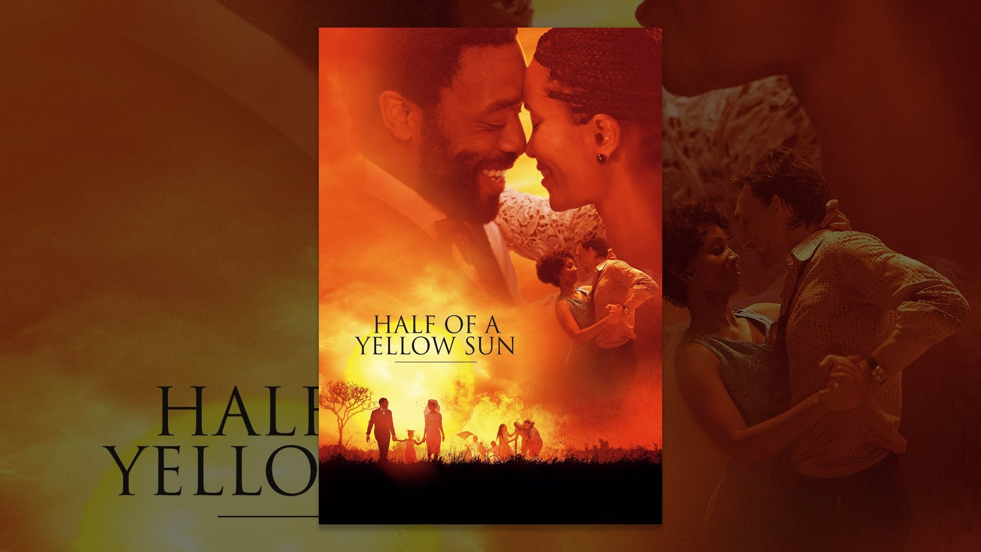 half of a yellow sun odenigbo Half of a yellow sun deals with political and historical events but it is also deeply personal, particularly in the love between its characters the romantic relationships between olanna and odenigbo, kainene and richard, and ugwu's infatuation with eberechi are at the center of the novel, as well as the sibling love between olanna and kainene.
