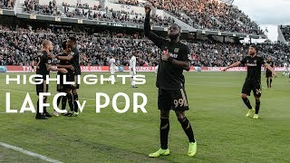 Highlights: LAFC vs. Portland Timbers | March 10, 2019