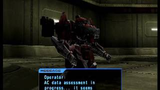 Armored Core 2: Another Age - Eliminate AC