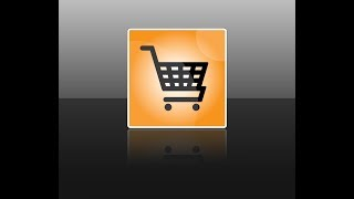 Illustrator Tutorial, How to create shopping icon in illustrator