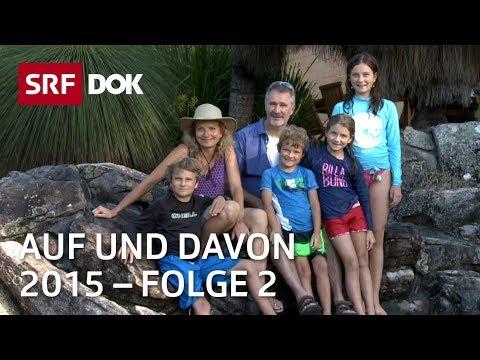 Schweizer Auswanderer | Costa Rica, Kreta, Australien | Auf und davon 2015 2/6 | Doku | SRF DOK