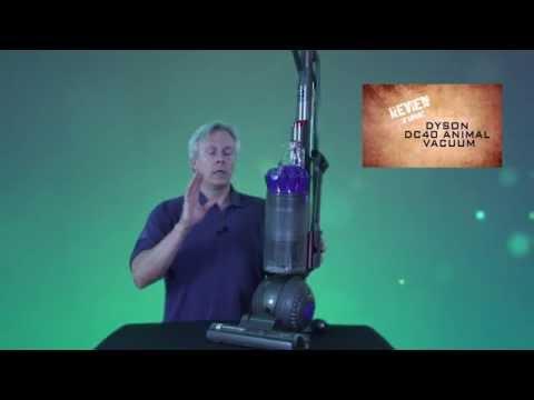 Dyson Vacuum DC40 Filter Location