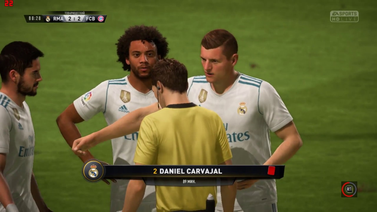 FIFA 18 - Gameplay on very low PC