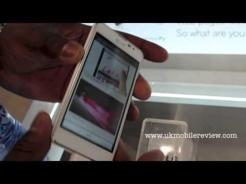 LG Optimus F5 Demo