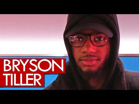 Bryson Tiller on being in a dark place after Trapsoul
