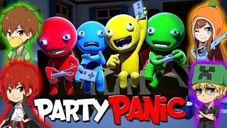 誰が一番ゲームうまいのか決めようぜ!!w【Party Panic実況】Part 1