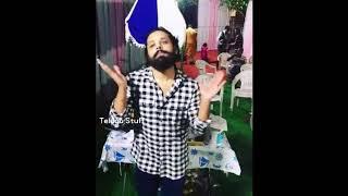 Geetha Madhuri Nandhu Funny Dance Ramulamma song