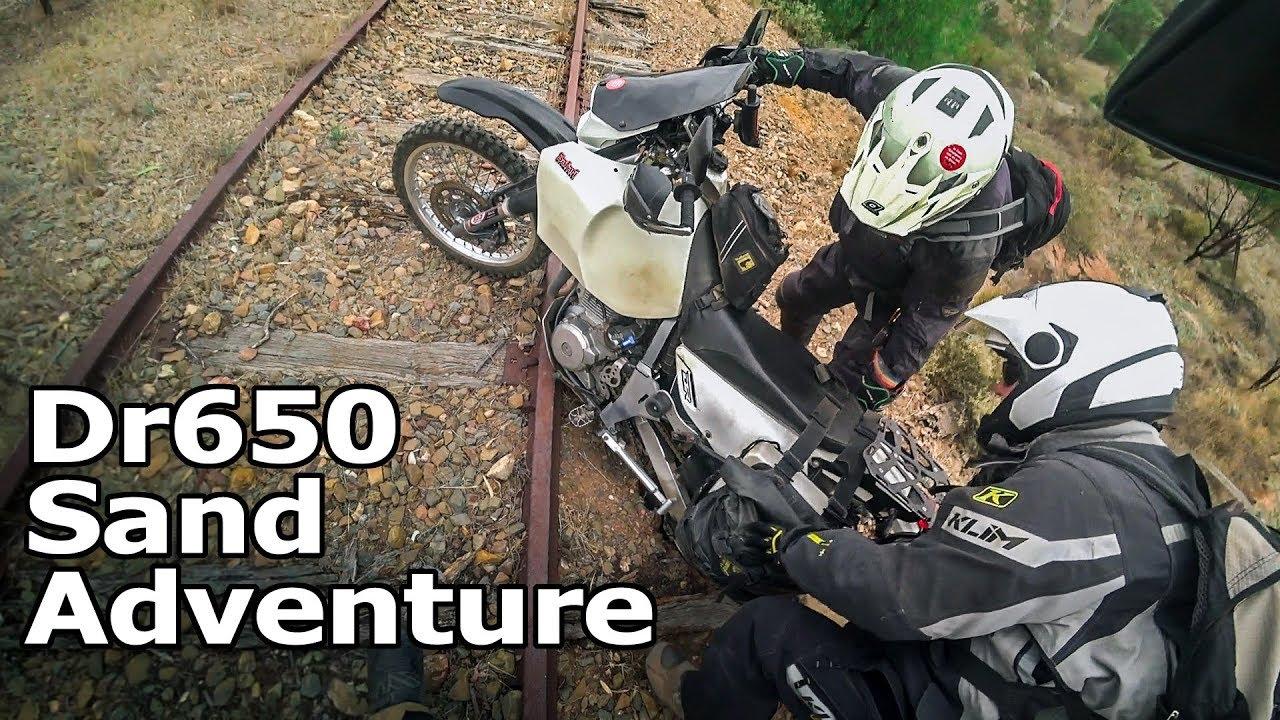 Dr650 exhaust ramblings by Sweetman