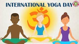 International Yoga Day 2020| World Yoga Day | Yoga Song | Kids Song | Bindi's Music & Nursery Rhymes
