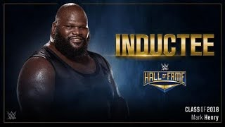 Gambar cover Mark Henry in the WWE Hall of Fame? YOU DAMN RIGHT!