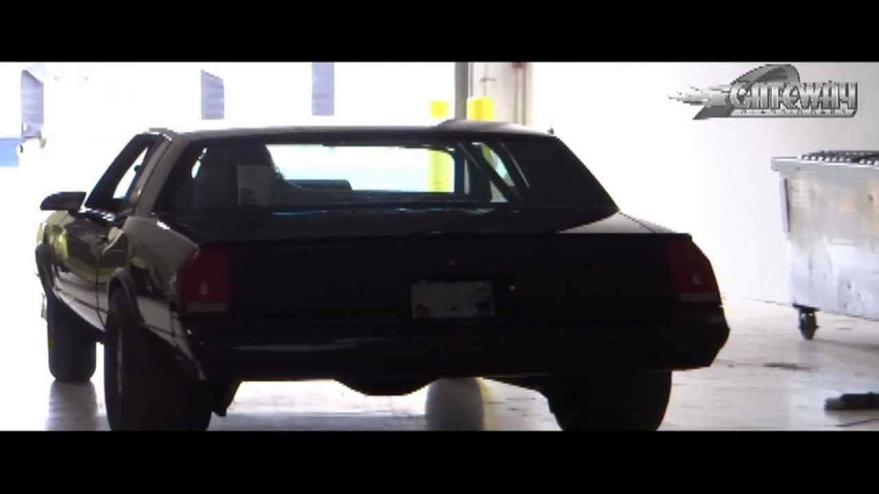 All Chevy 1988 chevrolet monte carlo ss for sale : 1988 Chevrolet Monte Carlo SS - YouTube