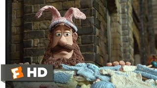 The Pirates! Band of Misfits (8/10) Movie CLIP - I'm Not Crying (2012) HD