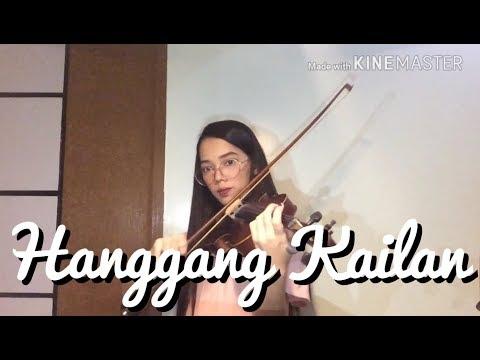 Hanggang Kailan Umuwi ka na Ba  Orange & Lemons Violin