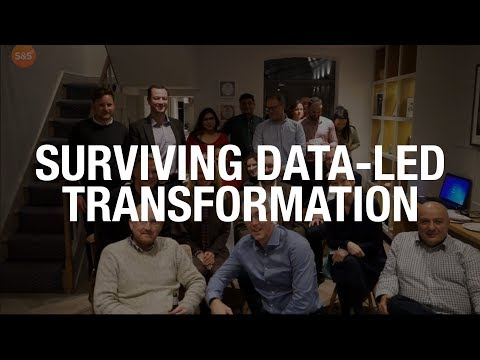 SURVIVING DATALED DIGITAL TRANSFORMATION  Digital Gigs