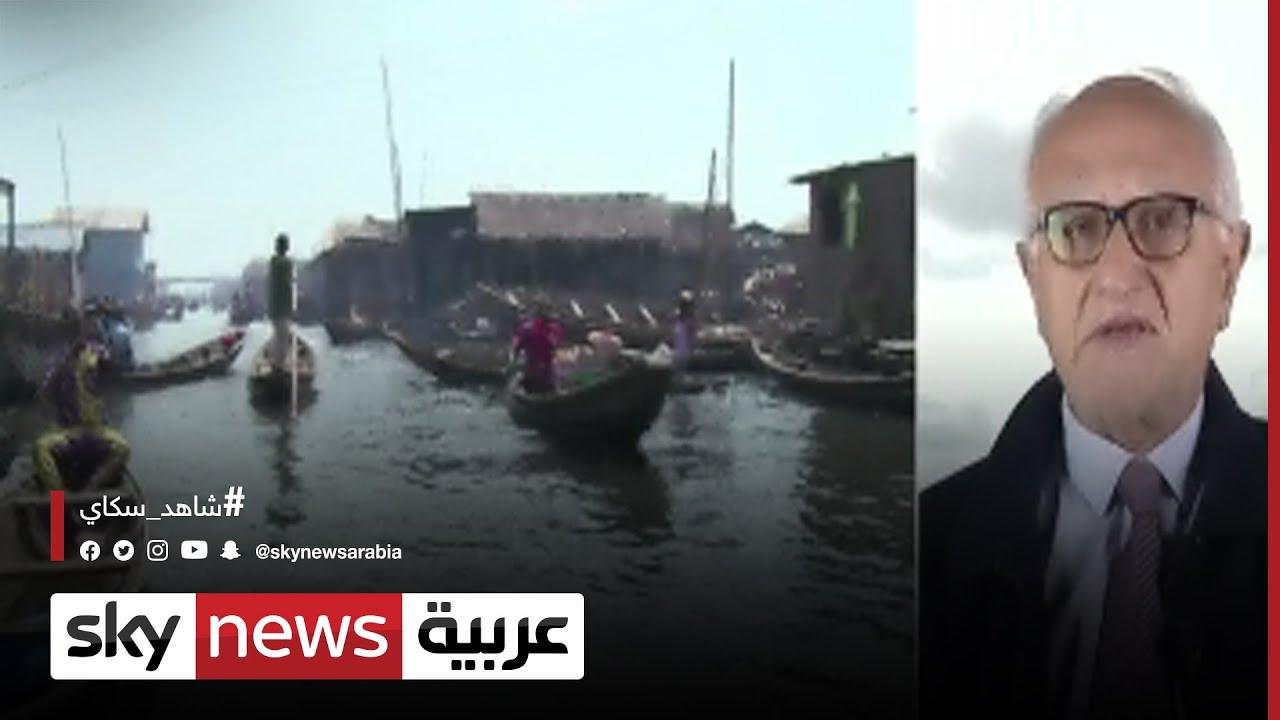 ميشال أبو نجم: فرنسا لها حضور مهم للغاية في دول الساحل وغرب إفريقيا  - نشر قبل 2 ساعة