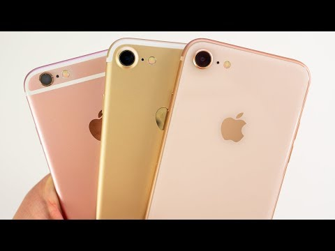 iPhone 6S vs iPhone 7 vs iPhone 8   Which to Buy in 2020?