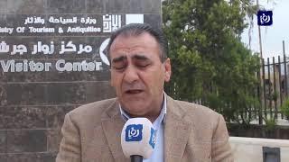 حملات رش وتعقيم للمواقع السياحية لمنع تفشي كورونا 18/3/2020