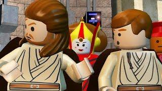 LEGO Star Wars The Complete Saga Walkthrough Part 3 - Laser Blaster!