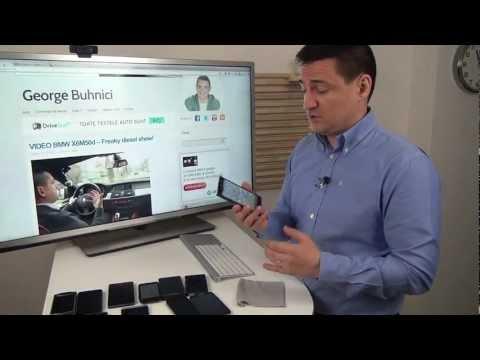 REVIEW - Sony Xperia Z (www.buhnici.ro)