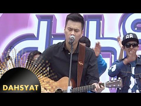Aldy Saputra nyanyi 'Hati Yang Luka' bareng sahabat Dahsyat [Dahsyat] [18 Des 2015]