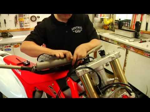 "Handle Bar For Motorcycle Motocross Black Renthal 1 1//8/"" Fat Bar 28mm"