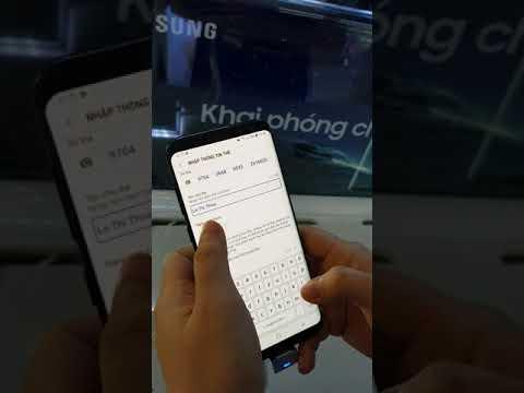 Cách cài đặt và sử dụng Samsung Pay