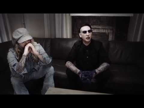 Marilyn Manson & Rob Zombie Discuss The First Time They Heard Each Other's Music