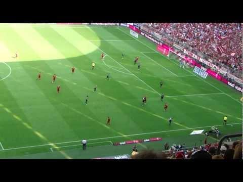 Bayern München - HSV 5:0 HQ / Das erste Tor fällt durch v. Buyten