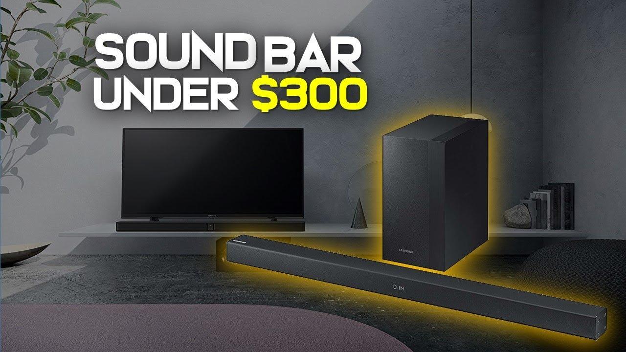 10 Best Soundbar 2019 - Under $300 Inexpensive TV Sound ...