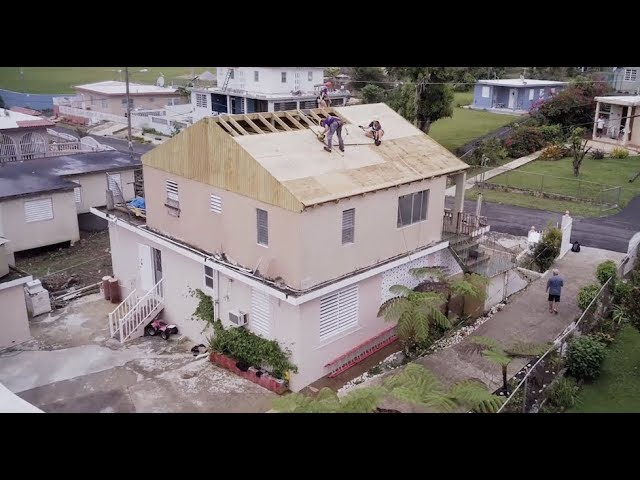Hurricane Maria: One Year Later