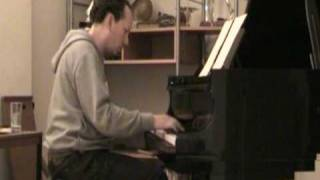 Spooks Theme - Sean Hargreaves Jazz Version of Jennie Muskett Theme Song