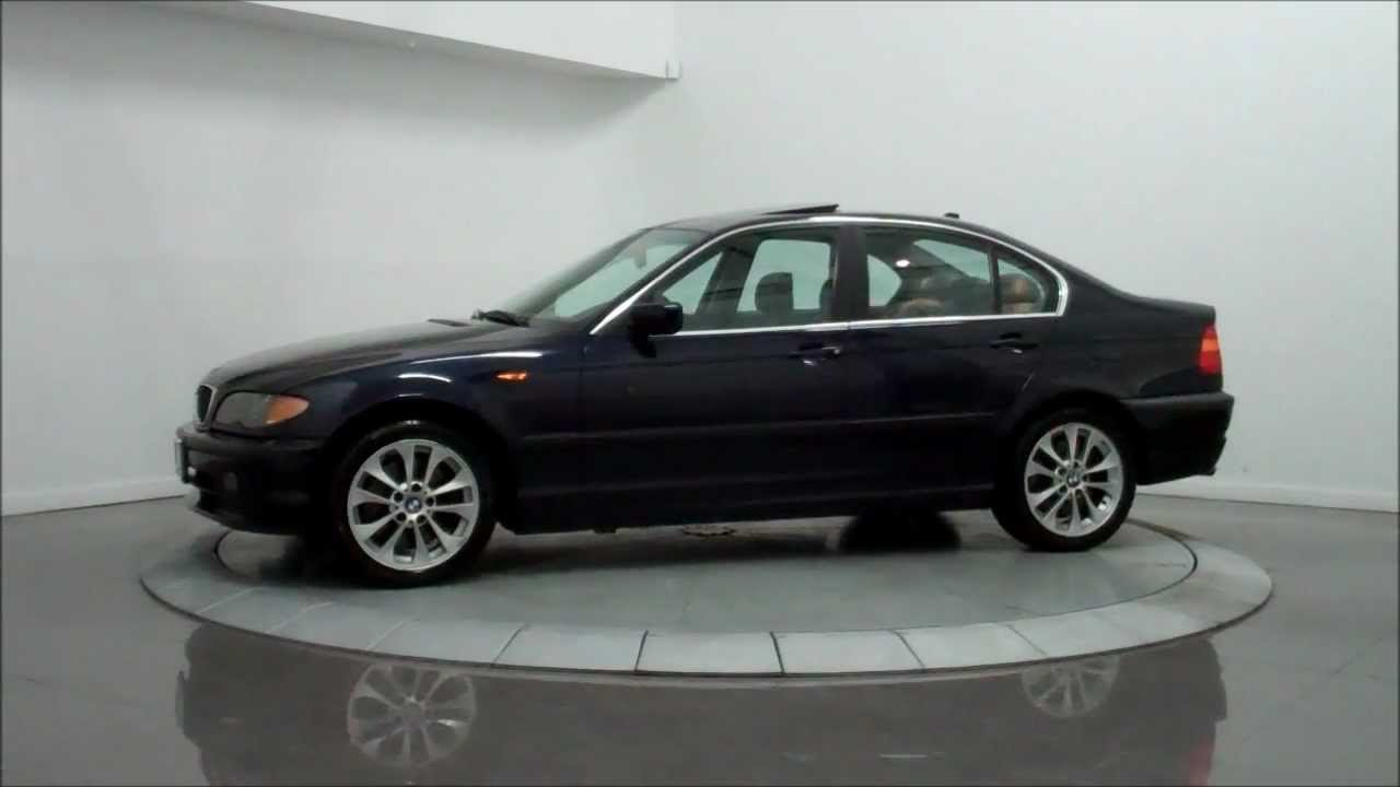 2004 bmw 330xi awd sport youtube. Black Bedroom Furniture Sets. Home Design Ideas
