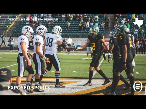 Desoto High School vs Odessa Permian High School Football Highlights | 2019 Texas Football