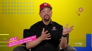 Ice-T on Working With Megadeth's Dave Mustaine