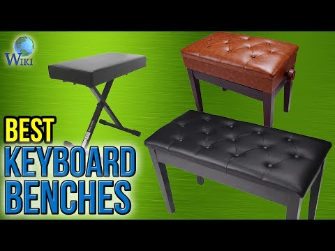 7 Best Keyboard Benches 2017
