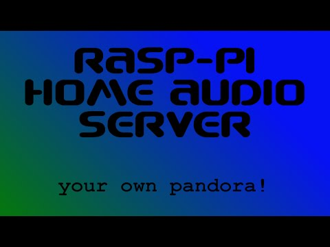 S2-01 Raspberry Pi streaming audio server.