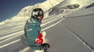 Powder day! Freeride in Livigno, Italy Thumbnail