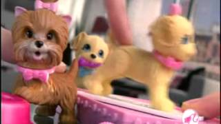 Barbie Potty Training Pups and Doll